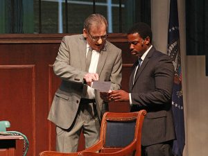LBJ depicted with vivid detail in Actors' Playhouse powerful All The Way