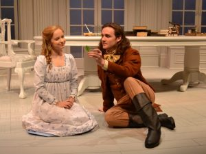 Palm Beach Dramaworks lives up to its motto with lively staging of cerebral 'Arcadia'