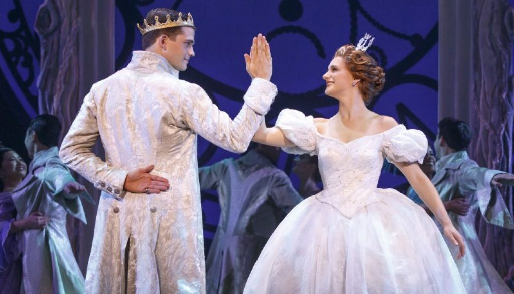 Fairy tale national tour of 'Cinderella' makes stop in Milwaukee