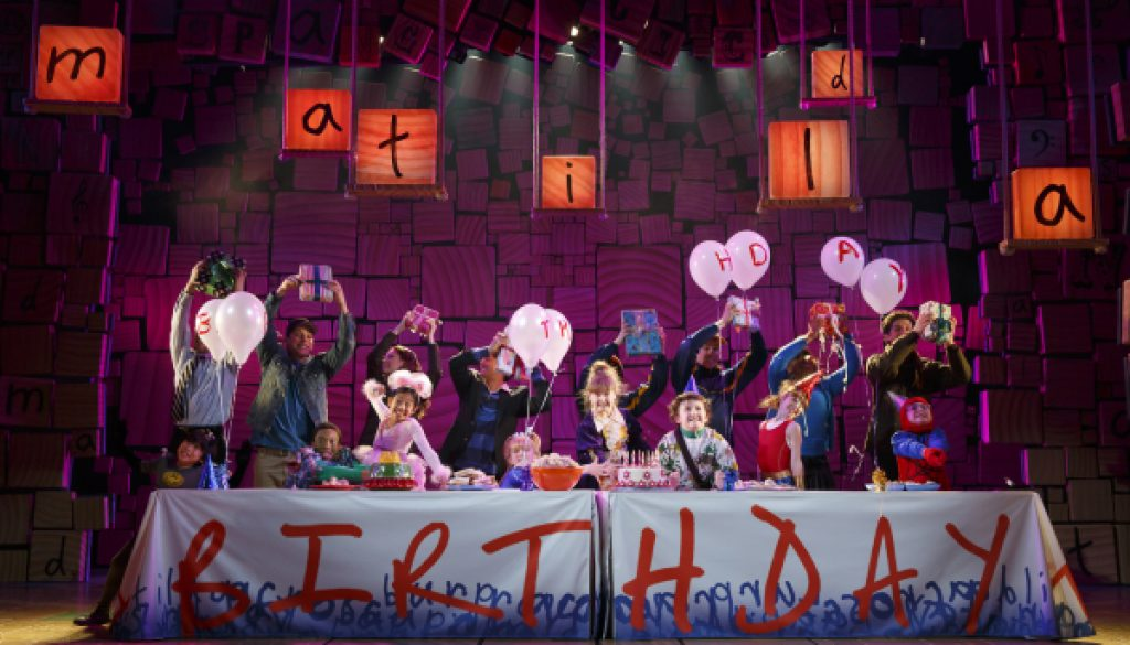 Touring 'Matilda' is a theatrical experience to remember and