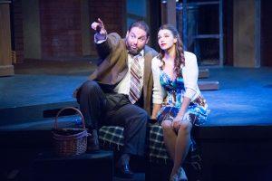 Dustin Cunningham & Andrea Arvanigian, No Way To Treat a Lady