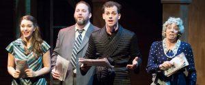 No Way To Treat a Lady, Stage Door Theatre