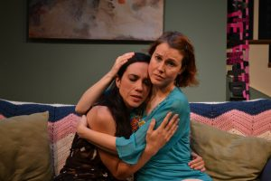 An accusation alters the lives of a couple in play receiving world premiere near Ft. Lauderdale
