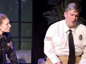 Lonergan's 'Lobby Hero' finishing two-week run