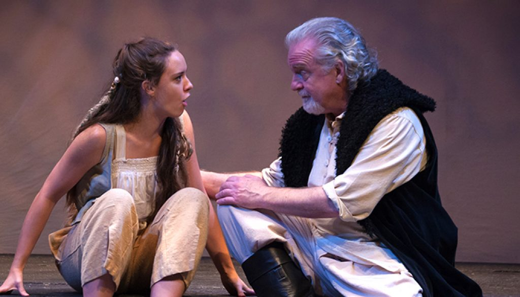 NOSF's 'The Tempest' continues at Tulane