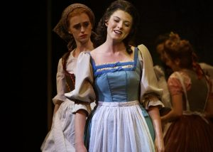 Fiona McLaren, one of the enchanted folk of Brigadoon. (Photo by Amy Pasquantonio)