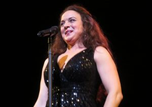 """Sondheim and More"" from Melissa Errico. (Photo by Alan Smason)"