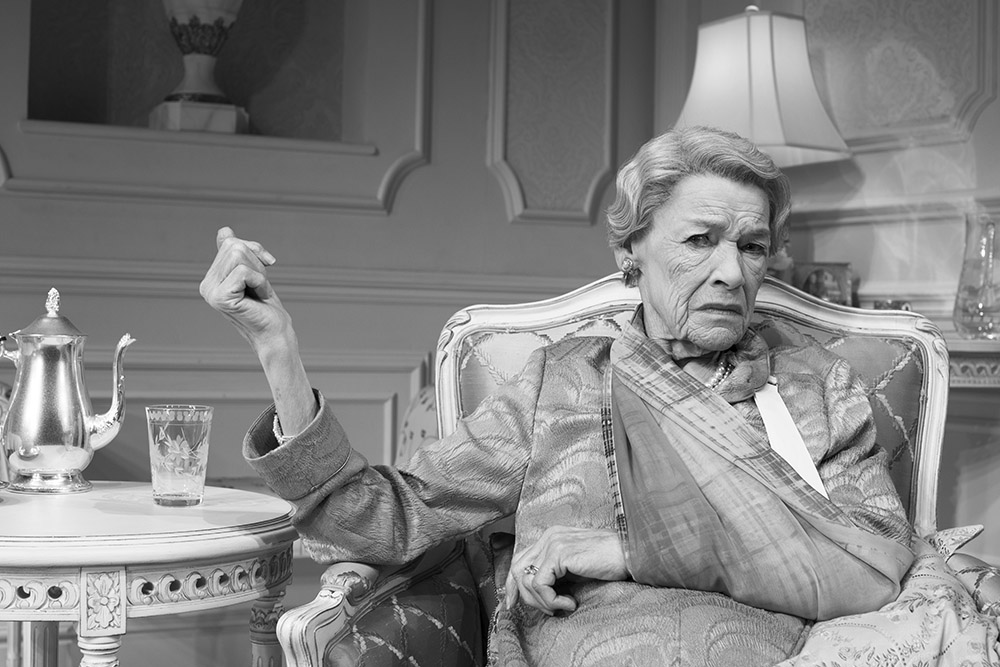 an examination of three tall women by edward albee From the austin public library:earning a pulitzer and three best play awards for 1994, edward albee has, in three tall women, created a masterwork of modern theater.