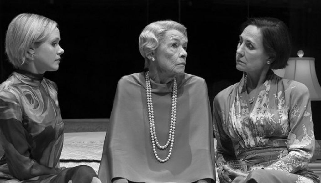 Albee's 'Three Tall Women' re-examined at Golden Theatre