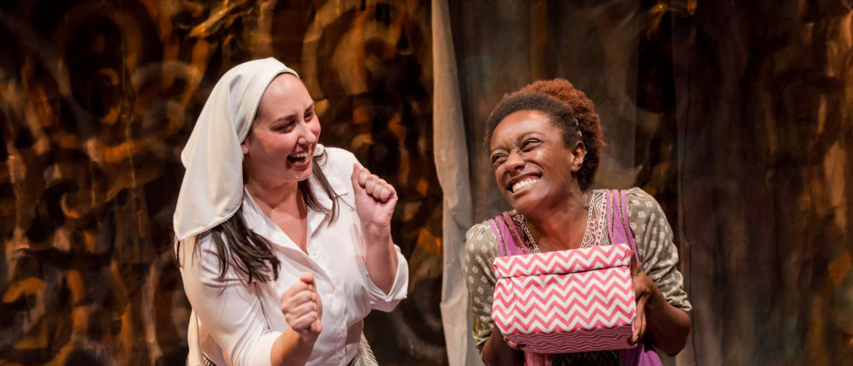 Karamu finishes run of 'Adventures of the Black Girl in Her Search for God'