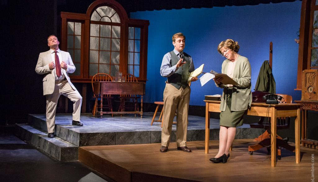 Compelling 'Alabama Story' at Ensemble Theatre