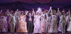 """The cast of the national tour of """"Hello, Dolly!"""" (Photo by Julieta Cervantes)"""