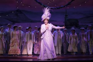 Betty Buckley as Dolly Levi. (Photo by Julieta Cervantes)