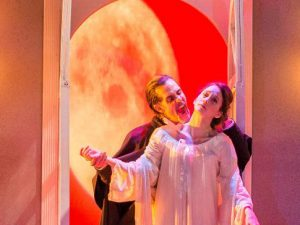 World premiere of stage version of 'Dracula' is hardly what you'd expect