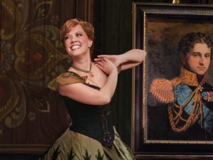 Patti Murin stars as Anna in Disney