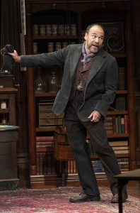 Danny Burstein as Alfred P. Doolittle (Photo by Joan Marcus)