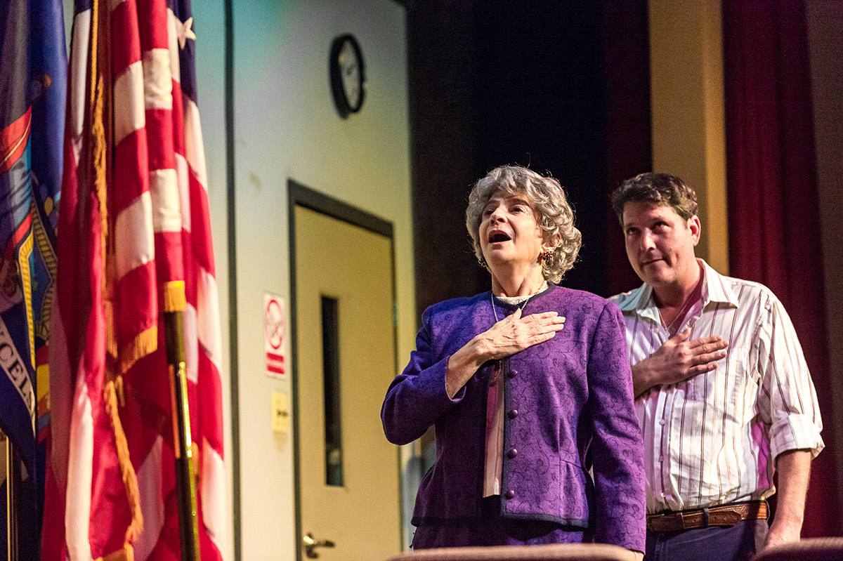 Return of 'Freedom' a theatrically liberating experience