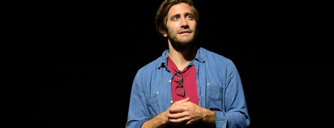 Sea Wall A Life # 1 Jake Gyllenhaal Photo Richard Hubert Smith