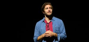 "Jake Gyllenhaal in ""Sea Wall/A Life."" (Photo by Richard Hubert Smith)"