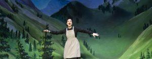Sarah Jane McMahon as Maria Rainer von Trapp. (Photo by Joshua Frederick)