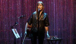 Suzanne Vega. (Photo by Monique Carboni)