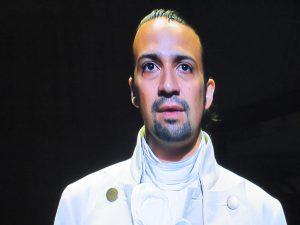 Lin-Manuel Miranda as Alexander Hamilton. (Screenshot @2020 Disney Pictures)