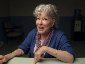Coastal Elites Bette Midler as Miriam Nessler Courtesy of HBO [1] copy