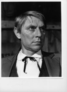 """John Cullum in his Tony Award winning performance as Charlie Anderson in """"Shenandoah."""" (Photo by Wilson Brownell)"""