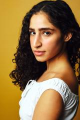 Leyla Beydoun (Adriana) plays a fiery and passionate wife to Antipholus of Ephesus.