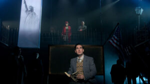 """Frank McCourt's memoir comes to life in the Pat Moylan production of """"Angela's Ashes: The Musical."""""""