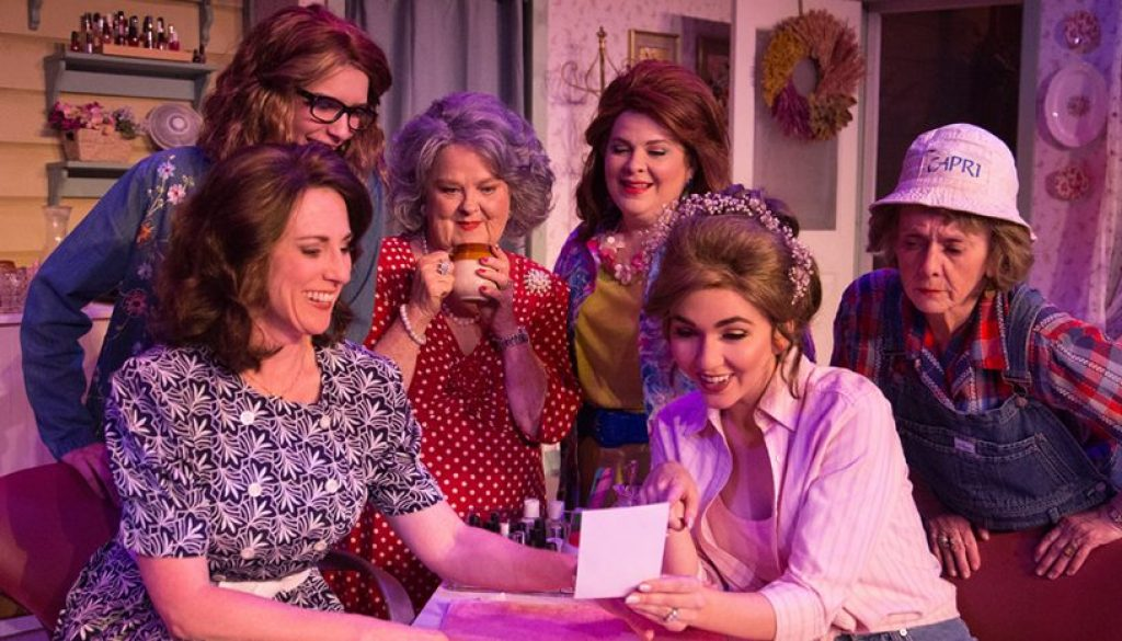 Steel Magnolias Getting A Bit Rusty At Rivertown Theaters